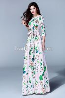 Latest design formal evening gown designs fat girl short dress red,green,black,purple embroidered carton evening dresses 2015