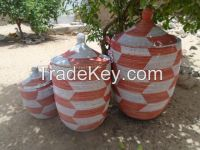 Senegalese Decorative Storage Baskets