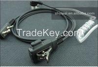 FBI Air Tube Earpiece earphone Headset for walkie talkie BAOFENG UV-5R UV-B5 UV-B6 BF-888S TG-UV2 KG-UVD1P two way radio