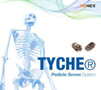 Tyche pedicle screw system