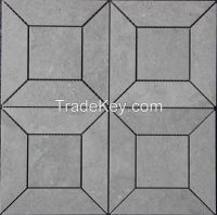 Grey Marble Mosaic for Building Materials