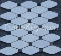 Sivec White Mosaic for Building Materials