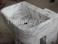 Wash Basin Marble (Grey,Carrara,white)