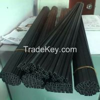 Professional manufacturer carbon fiber square and rectangular tube for selling