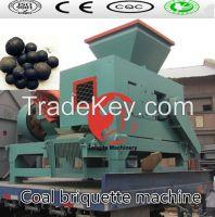 Energy-saving charcoal pellet briquette machine