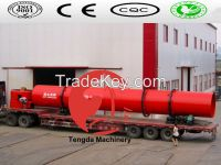 Most Considerable Mortar Rotary Dryer Machine for Sale