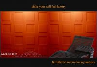 3d MDF wall panel from Artec
