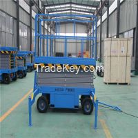 Hydraulic Mobile scissor lift