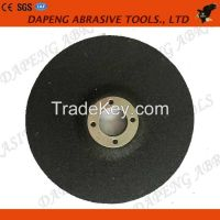 T27 4 to 9 sizes Resin Bond abrasive grinding wheel for metal/steel/stainless steel