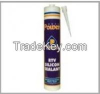 Power Acetic Silicon Sealant