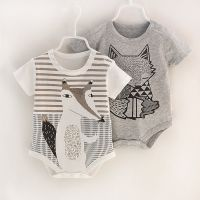 2019 summer casual cheap 100% cotton infant toddler baby Unisex newborn clothes romper