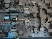 customized china precision progressive metal stamping die ,mold , tool .