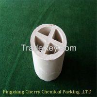 Ceramic Cross Partition Ring