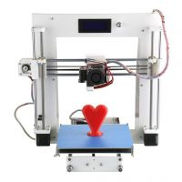 Over 10 Materials for Updated JGAURORA Metal Frame New Genaration A-3 3d Printer Rapid Printing Impresora 3d