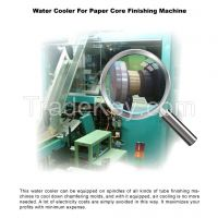 Water Cooler For Paper Core Finishing Machine