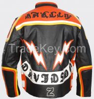 HD Marlboro Man Real Leather Jacket - All Sizes