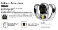 Fashion Digital BMI Monitor Body Fat Tester for Weight Loss