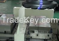 Exchange-Pallet Vertical CNC Milling Machine VM5025