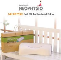 NEOPHYSIO Full 3D Anti-bacterial Pillow [ NEOPHYSIO]