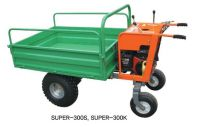 "Wheel-type power truck (engine type) ""SUPER-300S, SUPER-300K"" [Nicewith]"