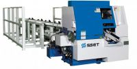 Auto circular cutting Machine (SS-CCU1090) - [SSET]