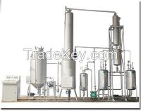 USED WASTE MINERAL OIL RECYCLING PLANT