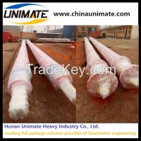 Unimate Rotary Drilling rig tools interlocking kelly bar friction kelly bar combine kelly bar for all types drill rigs