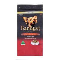 Accep custom order gravure printing pet food bag