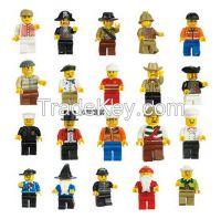 20pcs/lot The Movie mini figures block toys Sim city residents The Mov
