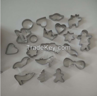 Stainless Steel Cookie cutter