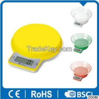diet weighing scale round bowl optional small