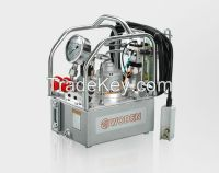 Electric hydraulic pump model and specification
