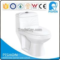 Sanitary ware bathroom water closet washdown toilet