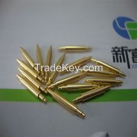 DP1-020097-BB01 dia 0.20mm length 9.70mm test probe and super thin with gold plated test needle