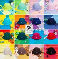 White Sands Macaron Womens Wool Felt Hat