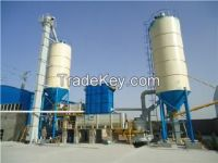 Calcium hydroxide production line