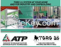 """TORO 25"" SYSTEM"