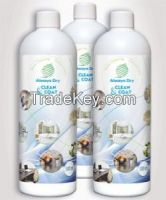 500ml Clean and Coat Cleaner And Sealer 3 pack