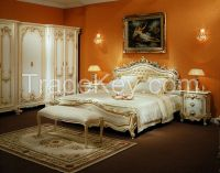 French style Bedroom sets, dresser, wardrobe