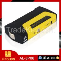 Air compressor car jump starter 16800mah canadian tire car battery booster