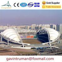 Big Stadium Tensile Membrane Structure