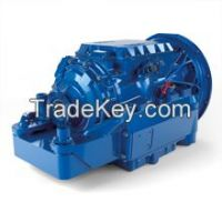 VOITH transmission