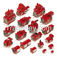 Hydraulic Pumps for truck, crane and industrial equipment