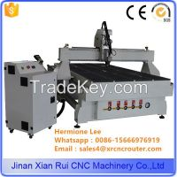 China manufacturer economic cnc milling and engraving machine