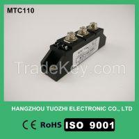 Thyristor silicon controlled module 110a 1600v MTC110-16