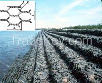 mesh wire 2.7mm | gabion wall construction