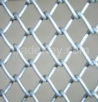 Security Purpose Chain Link Fences