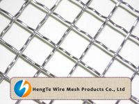 Construction Use Crimped Wire Mesh
