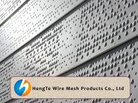 Perforated Metal Sheet For Wall
