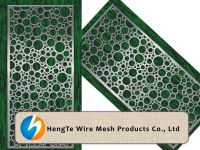 Perforated Metal Sheet For Wall Designing